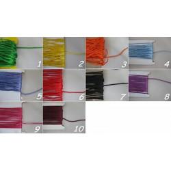 6185) Mt. 3 corda cordino...